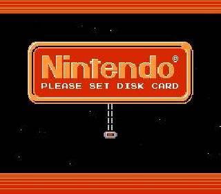 Screenshot Thumbnail / Media File 1 for [BIOS] Nintendo Famicom Disk System (Japan)